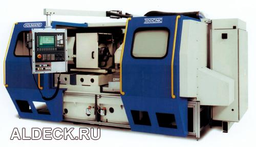 Брашинг машина для обработки террасной доски